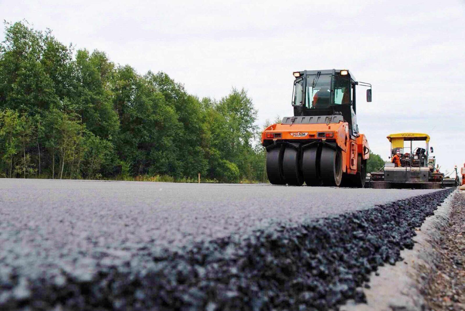 картинки к строительству дорог свою