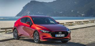 новая Mazda Mazda3