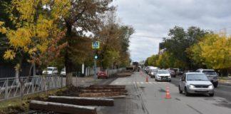 Оренбург ремонт улиц